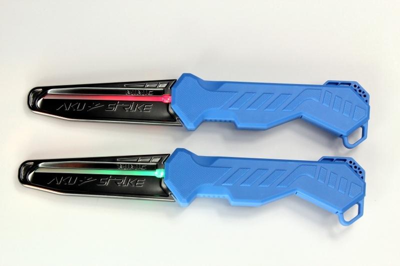 training knives, electronic knife, led training blade