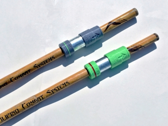 weighted escirma sticks