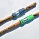 weighted escirma sticks